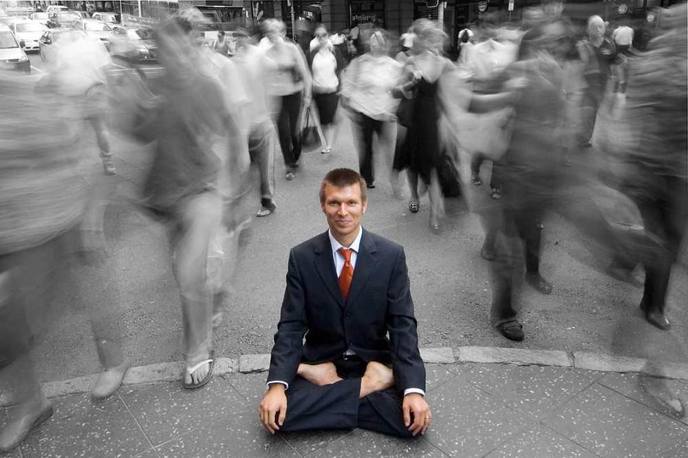 Yoga y trabajo