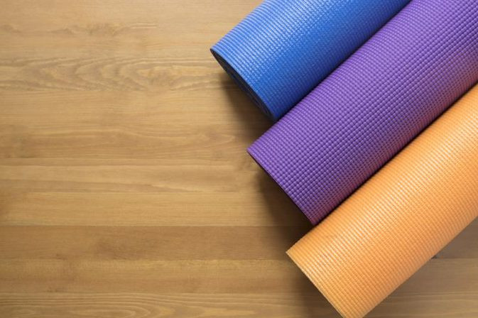 ¡Escoge el mat perfecto para ti! Descubre cómo en 5 pasos
