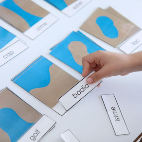 Imprimibles - Creciendo con Montessori