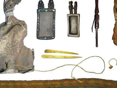 Ancient hallucinogens found in 1,000-year-old shamanic pouch