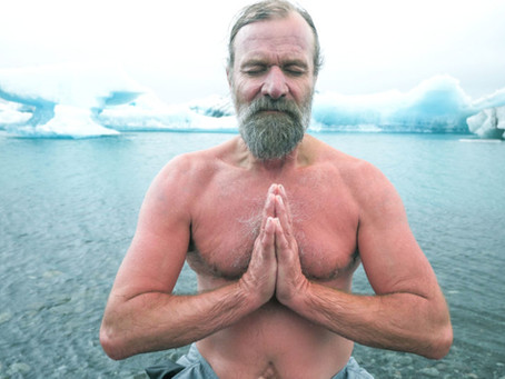 Cold water exposure, breathwork, and psychedelics (podcast)
