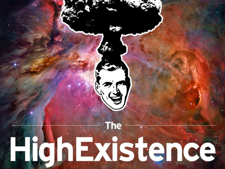 Thanks HighExistence for hosting us on your Podcast