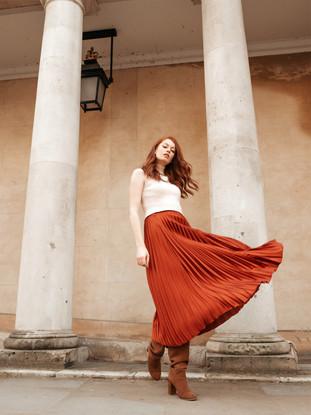 Grace, Embankment