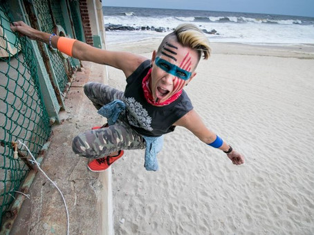 Jen Rosant: Beyond Brave
