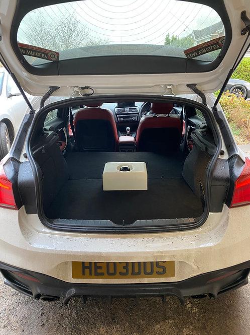 BMW M140i Clubsport False Floor