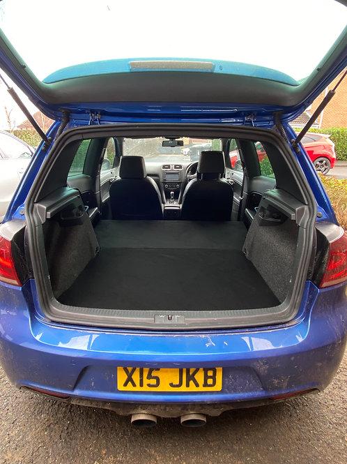 VW Golf MK6 Clubsport False Floor