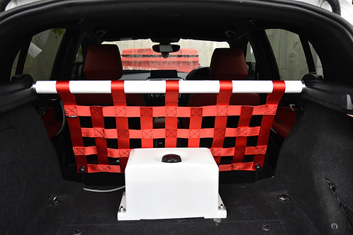 BMW F20/F21 Cosmetic Strut Bar and Cargo Net