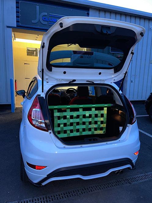Ford Fiesta Mk7/Mk7.5 Cosmetic Strut Bar and Cargo Net