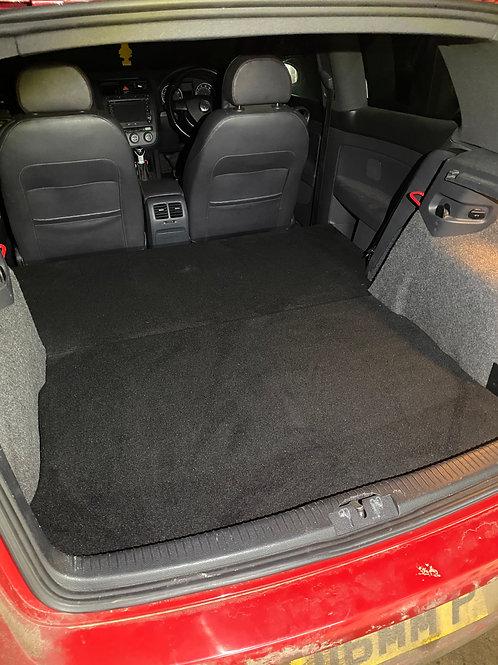 VW Golf Mk5 Clubsport False Floor