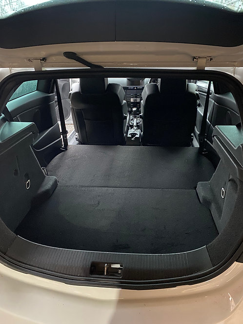 Vauxhall Astra Mk5 Clubsport False Floor