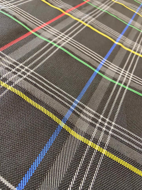 Quilted Tartan