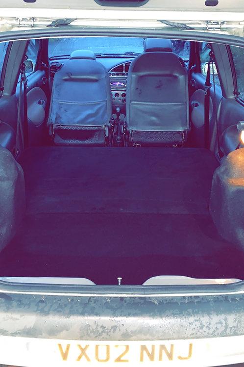 Ford Fiesta Mk5 Clubsport False Floor