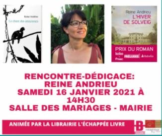 Rencontre-dédicace à Bessières (31)