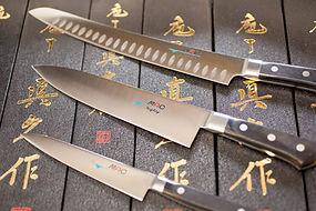 Mobile knife sharpening Boston Brookline cambridge mac knives japanese knives