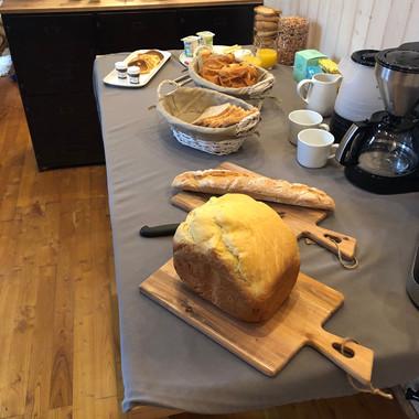 Brioche et pain maison