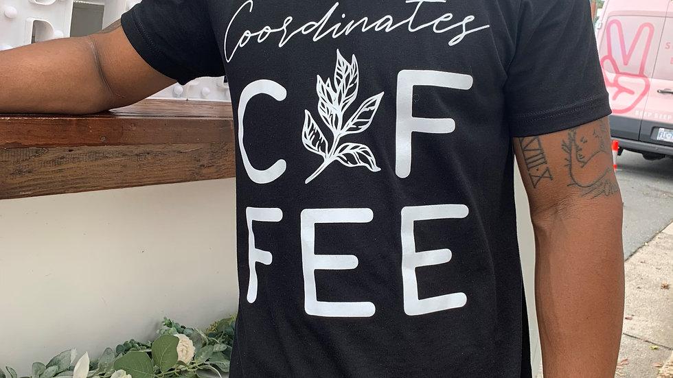 Coordinates Coffee Tees - Short Sleeve