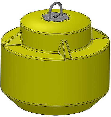 EMF700 Mooring Float