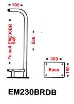 EM230BR DM Bracket.JPG