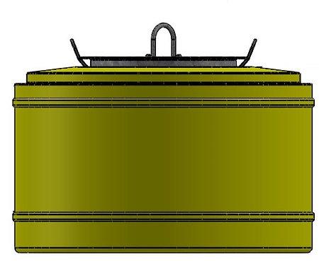 EMF1250-780 Mooring Float