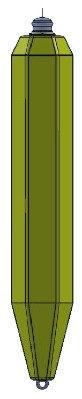 EM1800 Pencil Buoy
