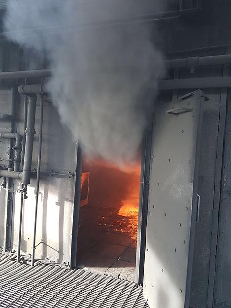 Fire with open door.JPG