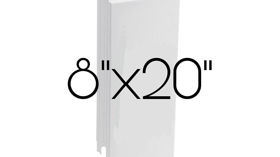 "PRE-ORDER 8""x 20"" canvas !"