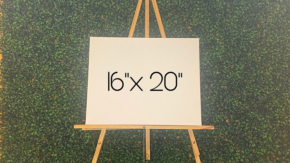 PRE-ORDER Custom Neon Sign 16x20
