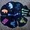 Thumbnail: glow-in-the-dark vinyl mask