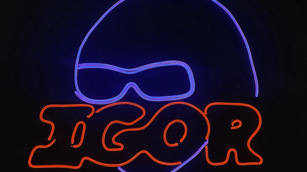 """PRE-ORDER TTC IGOR album cover 11x14"""" -16x20"""""""