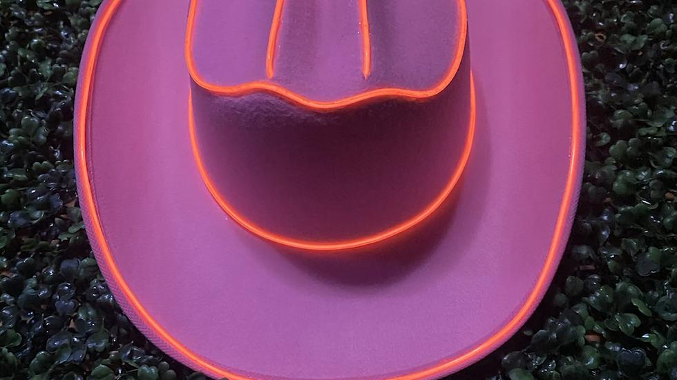 PRE-MADE Cowboy Hat