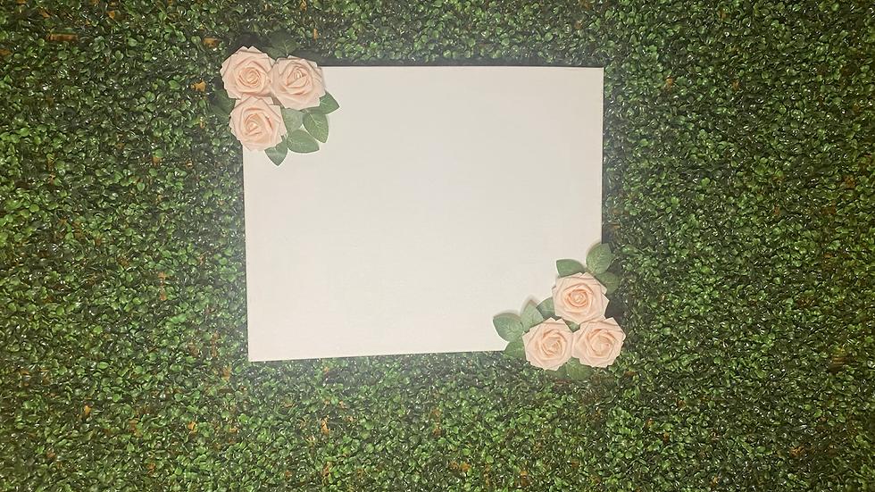PRE-ORDER Customizable 16x20 Canvas