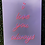 """Thumbnail: PREORDER 16""""x20"""" i love you always❤️ shadow letters"""