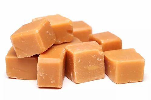 Caramel fondant