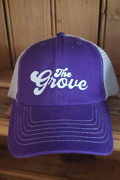 """The Grove"" Trucker Cap"