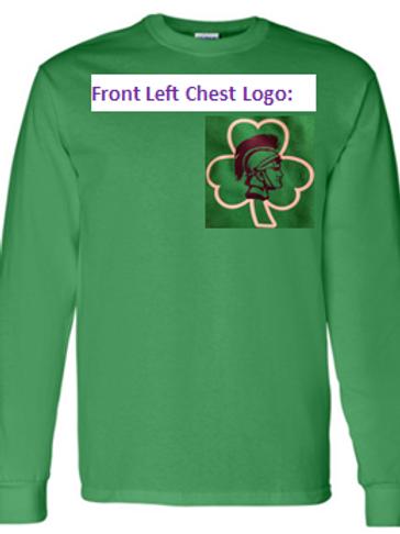 DGN Shamrock Long Sleeve T-Shirt