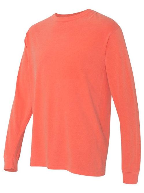Comfort Colors Heavyweight Long Sleeve T-Shirt