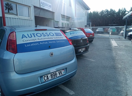 Une Flotte Automobile à votre service pour location Low Cost sur Mauguio et ses environs.
