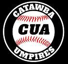 Catawba Baseball Umpires