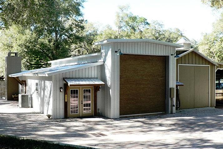 Timbercraft cornerstone building company airplane for Garage building companies