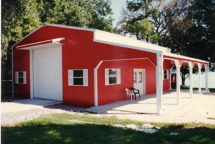 Timbercraft cornerstone building company garages for Garage building companies