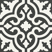 8 x 8 Cuban Tile Look, Decoration 3