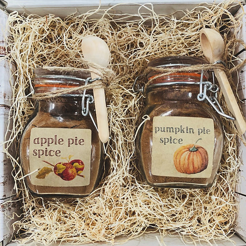Applecrest Orchards Pie Spice Bundle Box