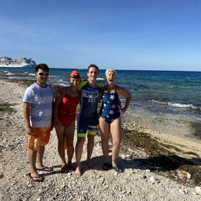 Awesome Until It Wasn't: My Cozumel 2019 Race Report