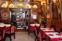 Restaurant Maharaja Ambiance Indien