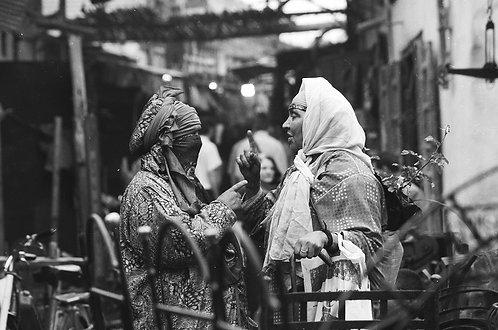 Gossip in the Souk