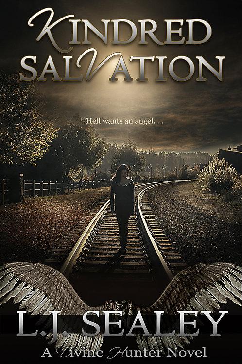 Kindred Salvation (Divine Hunter #3) Signed Paperback