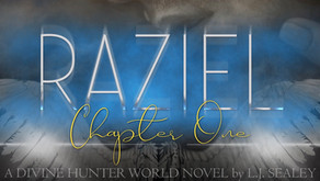 Read RAZIEL Chapter One in full.