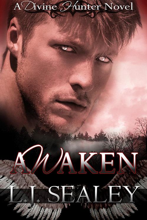 Awaken (Divine Hunter #1) Signed Paperback