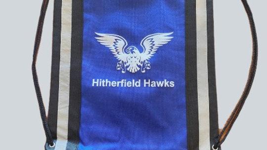 Hitherfield Drawstring Gym Bag
