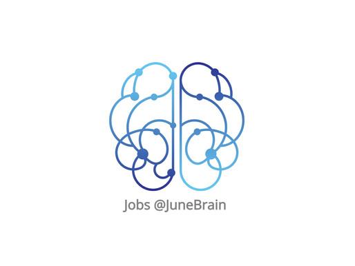 JuneBrain is Hiring a Regulatory Specialist